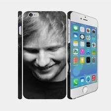 33 Ed Sheeran - Apple iPhone 7 8 X Hardshell Back Cover Case