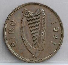 Ireland Ierland - 1 Penny 1941 - KM# 11