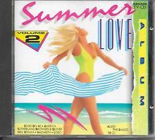 V/A - Summer Love Album VOLUME 2 CD 14TR (ARCADE) 1988 Nazareth Eagles 10 CC