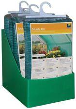 Palram Outdoor Greenhouse Shade Kit Smart Lock Connectors Uv Woven Nylon New