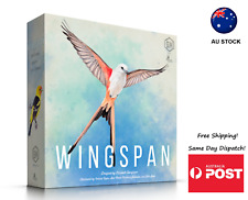 Wingspan Board Family Friend Kids Adult Strategic Game Toy Brand New AU In Stock