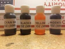 Premium Ink Refill Kit for HP 60/61/62/63/64/65/901/300/121/XL Cartridges