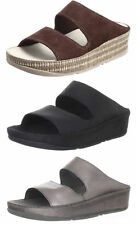 FitFlop Wedge Women's Slip On, Mules Shoes