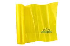Yellow Glossy 30x100cm Car Headlight Fog Rear Tail Wrap Tint Vinyl Film