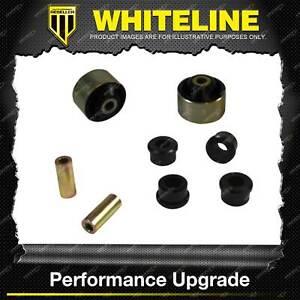 Whiteline Front Control Arm Lower Bush Kit for Hyundai Elantra Touring HD I30 FD