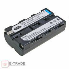 FORMAX NP-F550 Rechargeable Li-ion Battery for Sony NP-F550 NP-F330 NP-F53