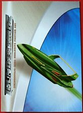 THUNDERBIRDS - Memorabilia 2004 Exclusive PREVIEW Card - TMP2 - Cards Inc 2004