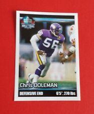2012 Panini Football Chris Doleman Sticker #491***Minnesota Vikings***
