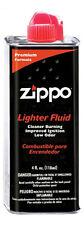 1x ZIPPO LIGHTER FLUID 4 oz 3141 4oz CAN FUEL FLUID FOR ZIPPO POCKET Red Can
