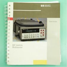 HP 34401A Multimeter User's Guide (3rd Edition)