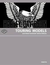 Harley Davidson 2020 Touring Models Service Manual #94000738