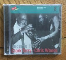Clark Terry/Chris Woods - Lucerne 1978 CD TCB Recs, Swiss Radio Days #8