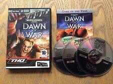 Warhammer 40,000 Dawn Of War Pc Game! Look At My Other Games!