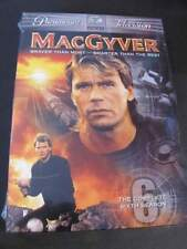MacGyver - The Complete Sixth Season (Dvd, 2006, 6-Disc Set)