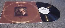 "Charles Aznavour ""Sings in English"" MONUMENT WHITE DJ COPY LP #SLP-18130"