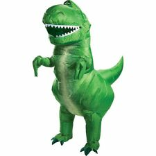 Toy Story 4 - Rex Inflatable Adult Costume - Dinosaur