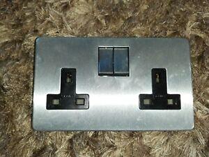 Double Plug Socket