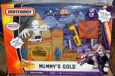 MATCHBOX 2008 MUMMY'S GOLD PLAYSET VALUE PACK SET KOHL'S EXCLUSIVE