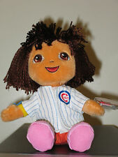 Ty Beanie Baby ~ DORA Chicago Cubs 2009 SGA ~ Exclusive ~ MINT with MINT TAGS
