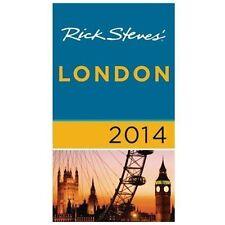 Rick Steves' London 2014-ExLibrary