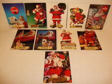 Coca~Cola, `94-Series 2 - Gold Foil Santa's - Chase Cards - $6.95 each card.