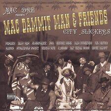 NEW Mac Dammit Man & Friends: City Slickers (Audio CD)