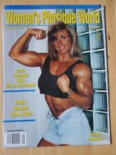 WOMEN'S PHYSIQUE WORLD female muscle magazine/RHONDA JORGENSON 10-94