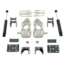 """For Ford F-150 2015-2019 MaxTrac Suspension 2"""" x 4"""" Front & Rear Lowering Kit"""