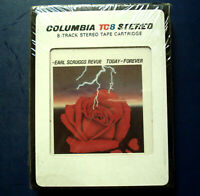 EARL SCRUGGS REVUE - TODAY AND FOREVER (SEALED 8-TRACK TAPE) COLUMBIA JCA 36084