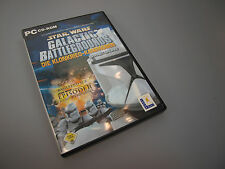 Star Wars: Galactic Battlegrounds - Die Klonkrieg-Kampagnen NEU Addon DEUTSCH