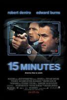 15 Minuten (2001) Original Filmposter