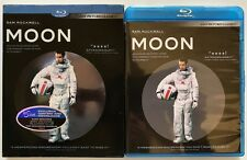 MOON BLU RAY + RARE OOP SLIPCOVER SLEEVE FREE WORLD WIDE SHIPPING BUY IT NOW
