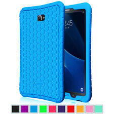 For Samsung Galaxy Tab A 10.1 2016 SM-T580/T585/T587 Tablet Silicone Case Cover
