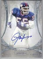 LAWRENCE TAYLOR 2013 TOPPS FIVE STAR AUTO 39/115 AUTOGRAPH GIANTS