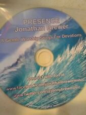 Presence CD, gentle worship songs for devotions. Beautiful songs!
