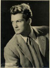 Photo Jean Marais Cinéma Vers 1930