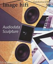 Test audio data Sculpture altoparlante scatole box loudspeakers-image Hi-Fi 6/00