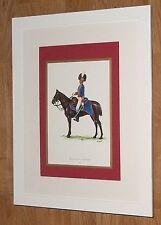 """Royal Horse Artillery -12 """"x16"""" frame, hourse gardes Mur Art, greensmith imprimer"""