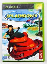 SPLASHDOWN - XBOX - PAL ESPAÑA - SPLASH DOWN