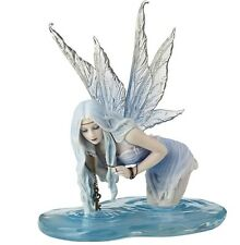 "6.5"" Fishing For Riddles By Selina Fenech Statue Decor Fantasy Sculpture"