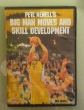 pete newell newells BIG MAN MOVES AND SKILL DEVELOPMENT basketball  DVD