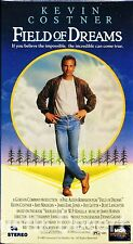 Field of Dreams (VHS, 1997) Kevin Costner, Amy Madigan (new, unopened)