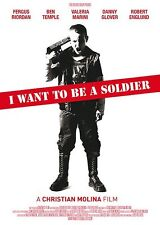 I WANT TO BE A SOLDIER // DVD neuf