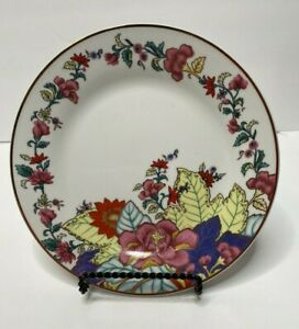 Imperial Leaf China TOBACCO LEAF Dessert Plate Excellent 7.5 inches