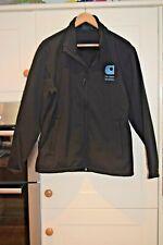 The Open University OU BLACK Soft Shell Jacket Size Medium M NEW / SEALED