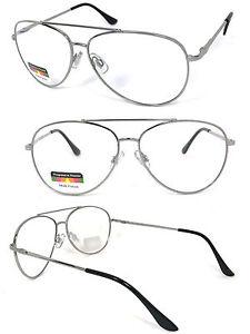 Pilot Progressive Reading Glasses Metal Frame 3 Strengths in 1 Reader