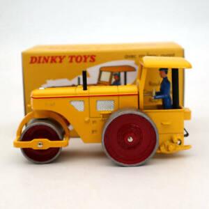Atlas Dinky toys 830 Rouleau Compresseur Richier Diecast Models Collection Auto