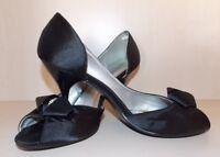 1001 SHOES Damen Schuhe, Pumps, schwarz, Größe 40