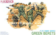 DRAGON 3309 1/35 U.S. Green Berets (Vietnam War)