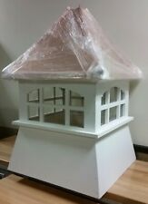 24'' Vinyl window Cupola /Beautiful and high quality ships fast !